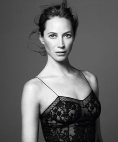 Christy Turlington - model, mother, icon