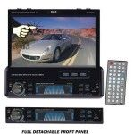 Pyle PLTS77DU 7-Inch Single-DIN In-Dash Motorized TFT/LCD Touchscreen Monitor Receiver – $154.99 + Free Shipping – Amazon