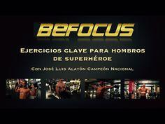 Ejercicios clave para hombros de superhèroe con José Luis Alayón