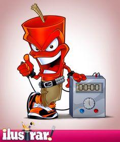 Criação de Mascotes e logotipos para o seu Website e empresa - Ilustrar! comunicações