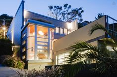 Contemporary Architectual Gem - vacation rental in Sausalito, California. View more: #SausalitoCaliforniaVacationRentals