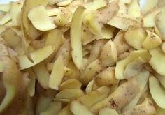 Différentes utilisations des pelures de pommes de terre