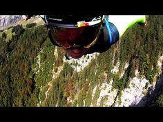 Wingsuit Proximity Flying - Switzerland 2012