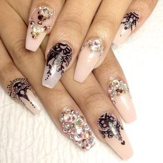 Coffin nails☻