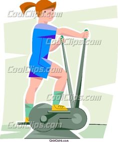 Basic information about elliptical machine workouts for beginners.
