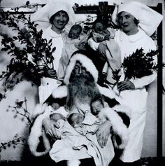 A Vintage Christmas~ at a Children's Hospital