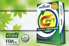 "ABOUT C24/7  One of the most nutritionally dense food supplements in the world market today, C247 contains the most number of antioxidants and phyto-nutrients in one product. The ingredients of C247 work in ""synergy"" to produce the maximum result for your body, making it the most potent anti-aging product in the history of supplementation. C247 introduces a new concept in supplements taken for daily health and energy through a wider range of distinctly balanced nutrients ."
