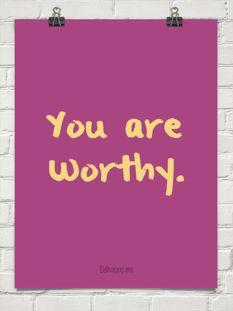 You are everything to you.