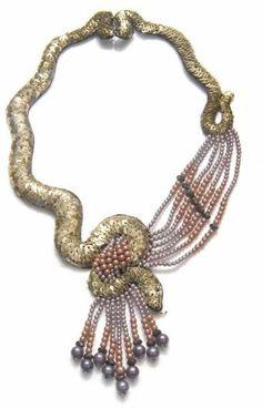 Suzanna Dai Medusa Necklace