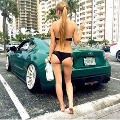 JDM HONDA Girls & Cars