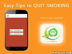Quit Smoking, Smoke Free  Android App - playslack.com , Are you looking for comprehensive information about how to quit smoking? Do you need simple but impressive tips about quit smoking? You're in right place now, because this application will be help to you about stop smoking.We know, quitting smoking it's not very simple. But at the same time we're believing to that : if you have enough and correct information about stop smoking, you will be successful and you will be enjoy with easier…