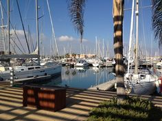 Puerto Deportivo Marina de Las Salinas - San Pedro del Pinatar, Murcia