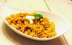 Meine Sattmacher: Sattmacher Kichererbsen-Pasta