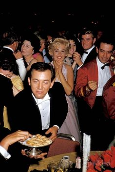 Bobby Darin & Sandra Dee look so happy here………………..For more classic 60's and 70's pics please visit & like my Facebook Page at https://www.facebook.com/pages/Roberts-World/143408802354196