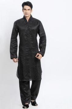 BLACK PATHANI Jaihind Retail | Men Online Shopping | Mens Clothing in Pune
