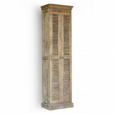 Reclaimed Shutter Shoe Rack - CDi - Available at Warehouse 74