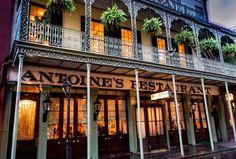 33 Iconic French Quarter Dining Experiences - Eater New Orleans New Orleans Bars, New Orleans Louisiana, Louisiana Usa, New Orleans Vacation, New Orleans Travel, New Orleans Trip, New Orleans History, Sedona Arizona, Las Vegas Hotels