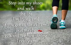Good Quotes To Live By, Great Quotes, Life Quotes, Funny Quotes, Quotes Quotes, Wolf Quotes, Walk In My Shoes, I Can Relate, Health Quotes