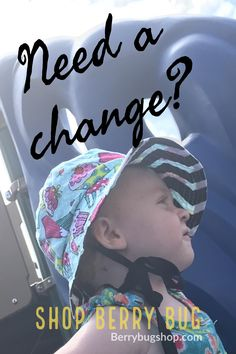 It's time for a change! Get accessories that will work for you and your little one, with functionality and style.