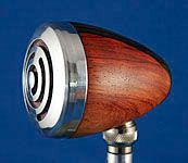 Wooden Harmonica Microphone