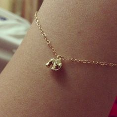 Adorable elephant charm