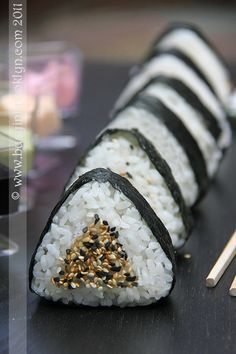 Busy in Brooklyn » onigiri filling recipes