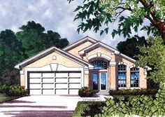 House Plan 63084 at FamilyHomePlans.com