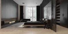 dark-gray-bedroom