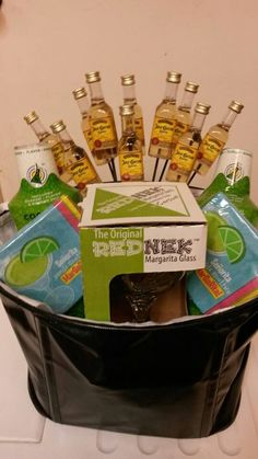 Need a gift for a friend that has everything? Margarita Baskets ...