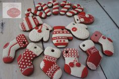 Christmas Tree Decorations - Maybe a Cookie - 2