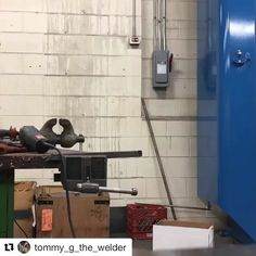 Shout out to @tommy_g_the_welder for sharing his awesome time lapse video of his work!  . I thought Id try some time lapses!!! Stay tuned Im working on some upcoming projects!!! Im also breaking in my new 6 inch metabo grinder with some upcoming posts on it as well!!! . #metaboclub #metabo #metabotools #fabrication #welding #cutting #grinders #grinding #weldeverydamnday #dedication #metabo #tools #powertools #floorer #concrete #drywall #electricianlife #electrician #installer #plasterer…