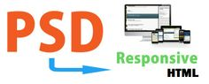 #PSD to Responsive #HTML