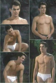 Matt Bomer - from the Guiding Light - http://ohnotheydidnt.livejournal.com/57779549.html?page=3