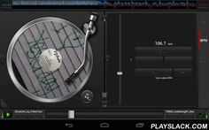 DJ Studio 5 - Free Music Mixer  Android App - playslack.com , DJStudio is a free, robust and powerful party-proof virtual turntable for DJs which enables you to mix, remix, scratch, loop or pitch your music in the palm of your hands.Designed to be user friendly, social and responsive, you now have the keys to mix your music and rule the party.☆ Voted as app of the week by IKMultimedia ☆ DJ Studio respects you:★ Full app for FREE, no hidden cost.★ No registration fee.★ No limitation, no…