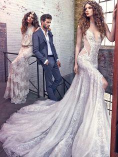 Savannah y Jade. Galia Lahav: Los vestidos de novia más sexy de todos.