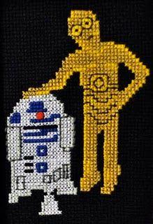Star Wars...I won't say it, I won't say it....