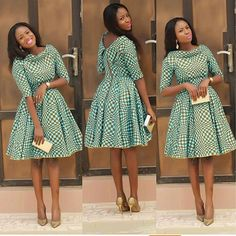 Stunning, Fabulous, On-the Trend Ankara Styles - Wedding Digest NaijaWedding…