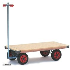 Flatbed Platform Trolleys from only with FREE UK Delivery! Industrial steel flat bed trolleys and plastic heavy duty 4 wheel platform truck carts Flat Bed Trolley, Metal Bender, Mobile Project, Lift Table, Radio Flyer, Camping Style, Iron Art, Tubular Steel, Steel Frame