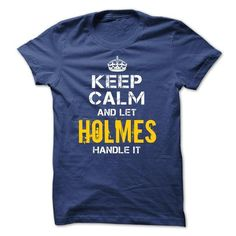 HOLMES T Shirt How I Do HOLMES T Shirt Differently - Coupon 10% Off