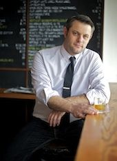 Jeffrey Morgenthaler - Bartender/Mixologist - your guide to making all things alcoholic even better
