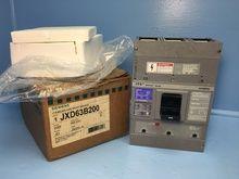 NEW I-T-E Siemens JXD63B200 200A Sentron Circuit Breaker 200 Amp Trip ITE NIB