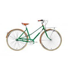 """Caferacer Lady Doppio Dark Brown 7s 28"""". Ciekawe połączenie kolorów oraz wysoka jakość dodatków i osprzętu w modzie z lat 60-tych. http://damelo.pl/damskie-rowery-miejskie-stylowe/106-rower-miejski-damski-creme-caferacer-lady-doppio-dark-brown-7s-28.html"""