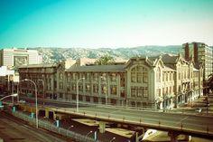 My future school for this semester! Pontificia Universidad Católica de Valparaíso.