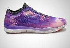 #Nike Free 5.0 TR Fit 4 Print #Sklep_Biegacza