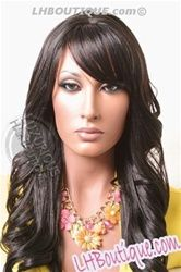 Jamie, Fashion Source Synthetic Hair Wig