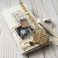 """A thingamabob I made, I'll let you guys name it, I'm sure they have one well, anyway, join me in this rambling, diy video ;) Vid on YouTube ;) Oh! And there's a new ephemera Digi kit loaded up on Etsy, """"Checked Out"""" (tons of nerdy bookishness!) #junkjournal #nikthebooksmith #booksofinstagram #ilovebooks #bookmaker #bookbinder #bookbinding #youtube #bibliophile #etsy #booksmithtomes #journals #document #writing #diy"""