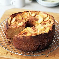 Swap in your favorite apples in Gigi's Apple Cake, then drizzle honey on top for an easy sweet sauce.