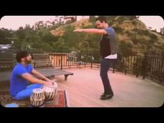 Tabla and the Tap Dance