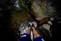 Caminos Milenarios, olor a tierra y agua.  Respeto por la Montaña.