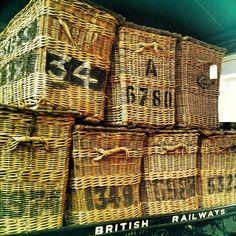 Some #wicker #baskets